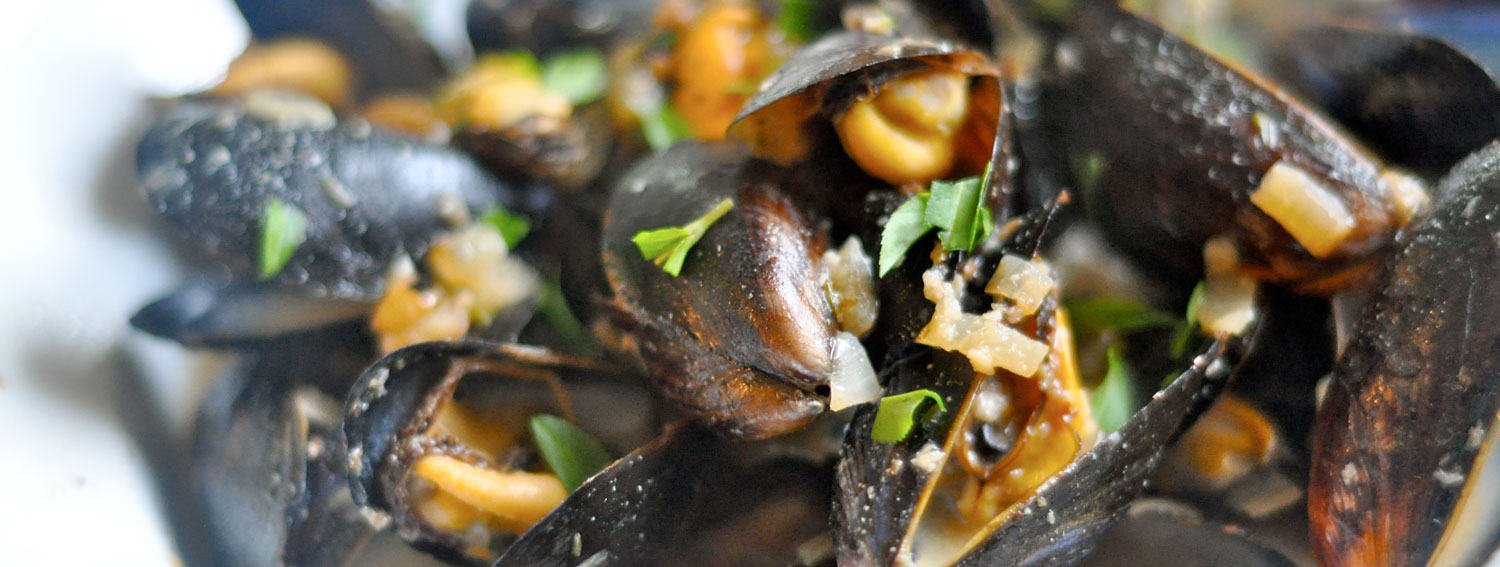 Molly's Pub Mussels