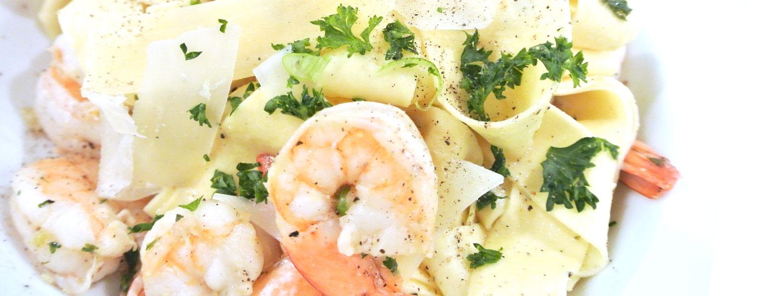 Molly's Pub Shrimp Scampi